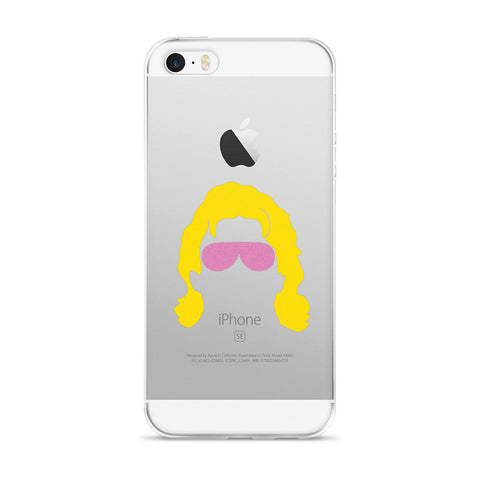 Flairouette iPhone 5/5s/Se, 6/6s, 6/6s Plus Case