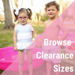 Browse by Size on Clearance Items at Eliza James Kids