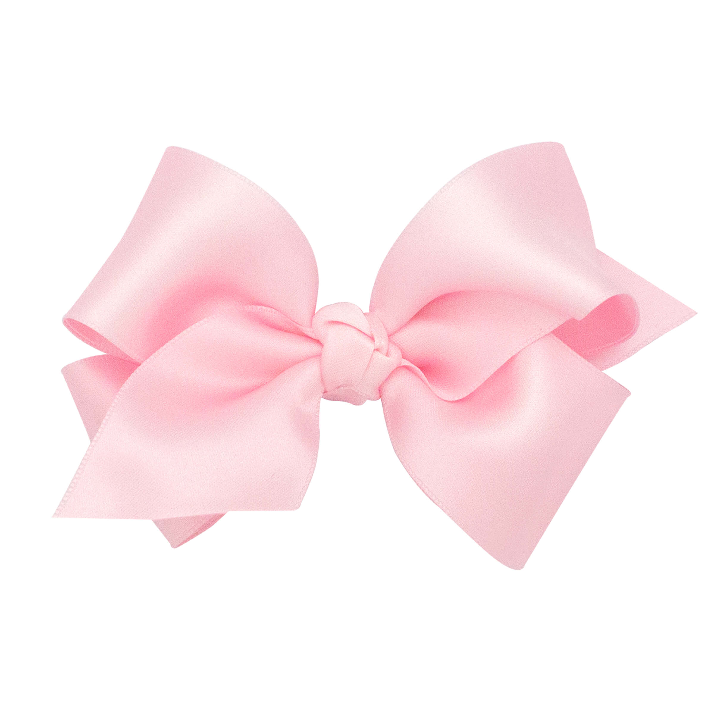 Light Pink Satin Bow