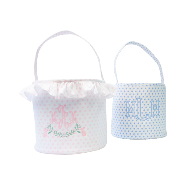 Dot Easter Baskets