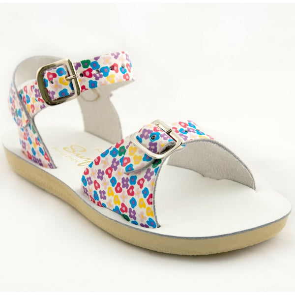 Floral Salt-Water Sandal