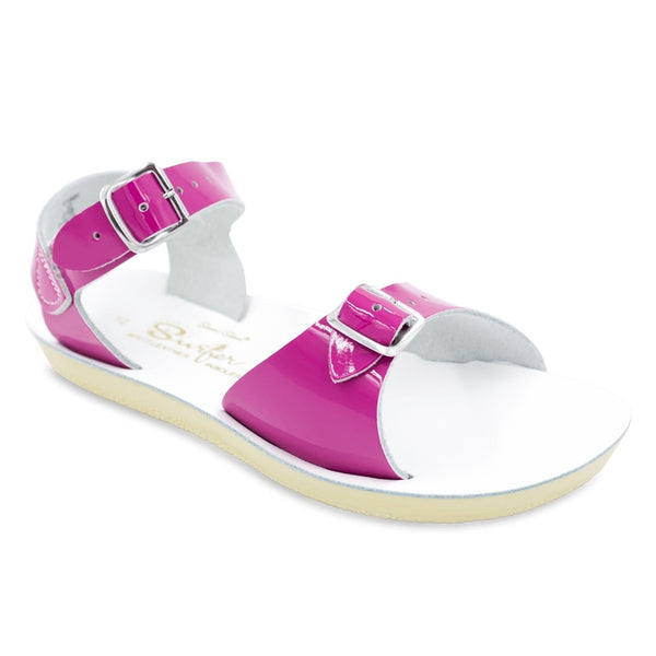 Fuchsia Salt-Water Sandal