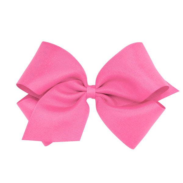 Hot Pink King Bow