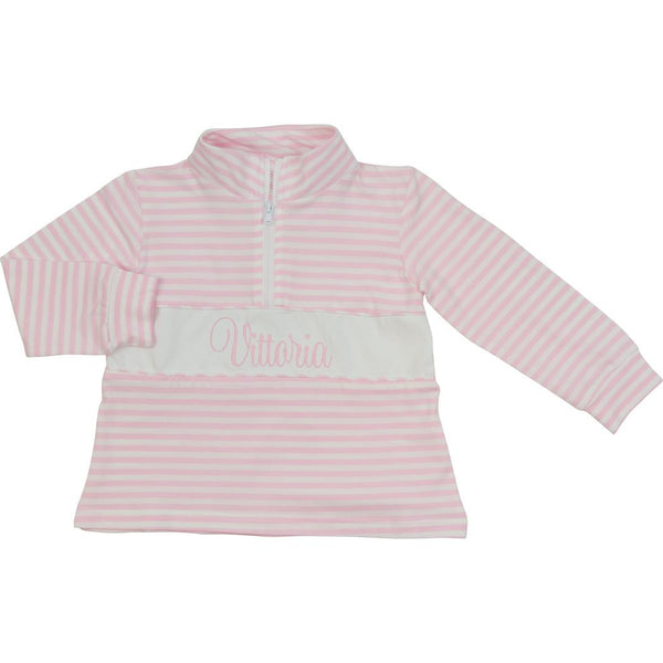 Light Pink Eliza Monogram