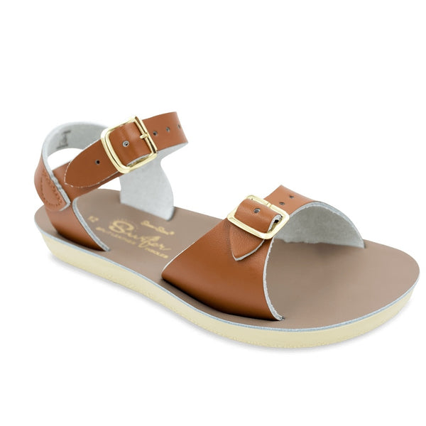 Tan Salt-Water Sandal