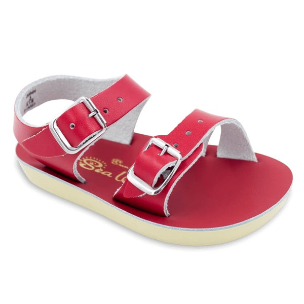 Red Salt-Water Sandal