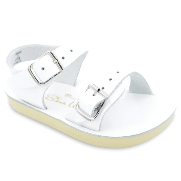 White Salt-Water Sandal (Toddler)