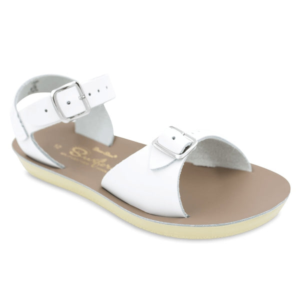 White Salt-Water Sandal