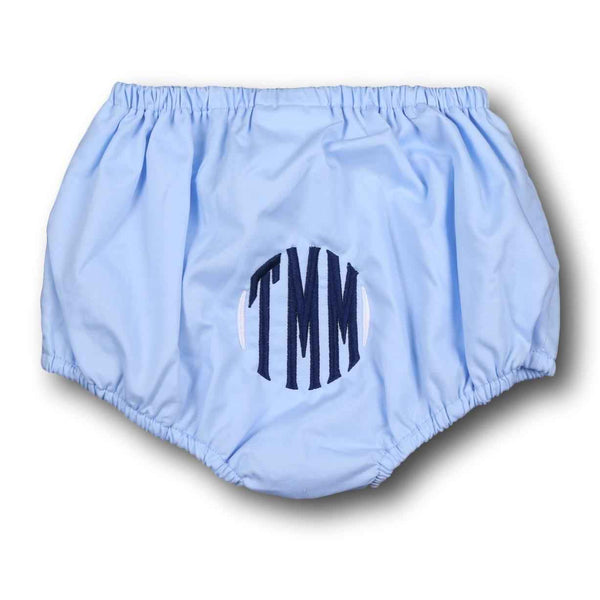 Blue Boys Swim Bloomer