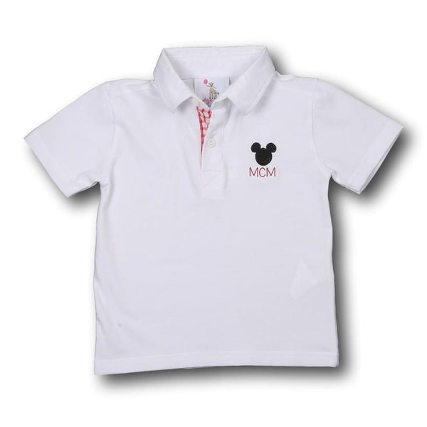 Mouse Ears Polo