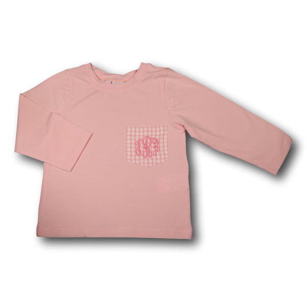 Pink Knit Play Shirt