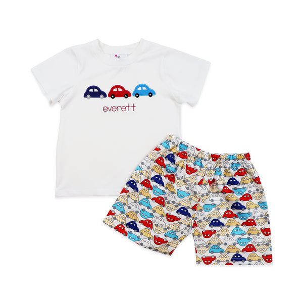 Car Short Set