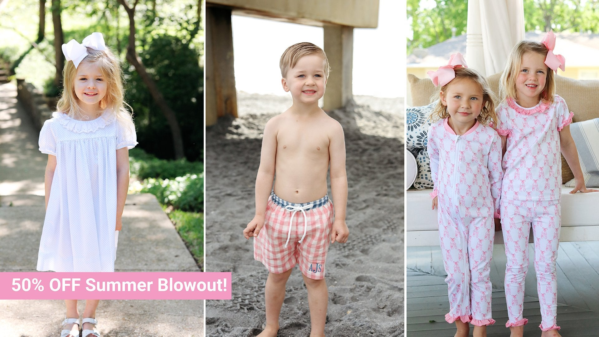 Eliza James Kids | Adorable and Affordable Smocked & Monogrammed Children's  Clothing