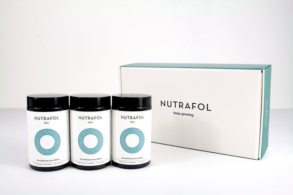 Men 3-Pack Nutrafol