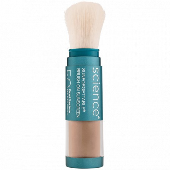 Deep- Sunforgettable® Total Protection™ Brush-On Shield SPF 50