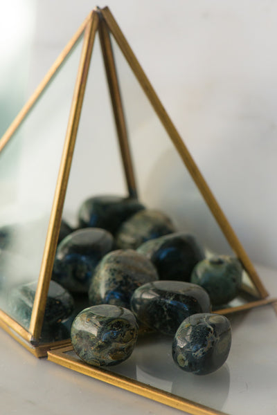 Tumbled Kambaba Jasper - Sacred Light Soundbaths and Crystals