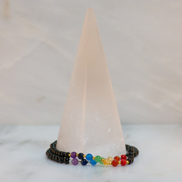 Chakra Alignment Dainty Bracelet