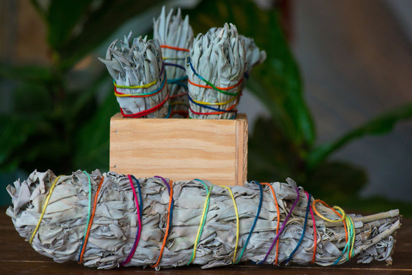 Large Ceremonial Sage Bundle