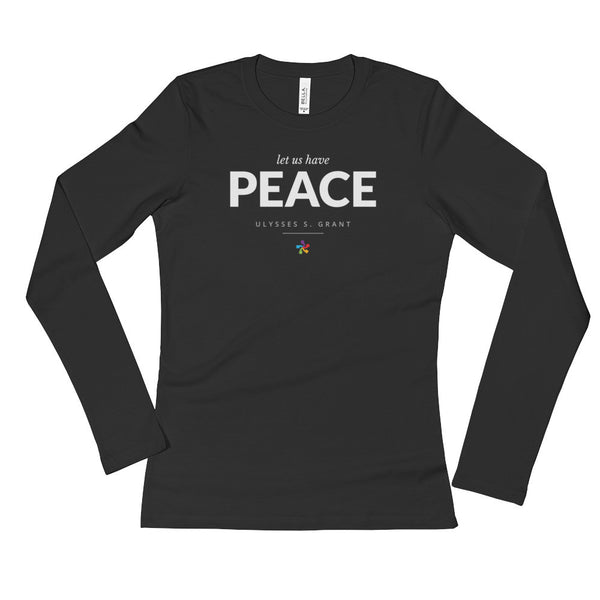 The Grant #1 - Women's Long Sleeve T-Shirt
