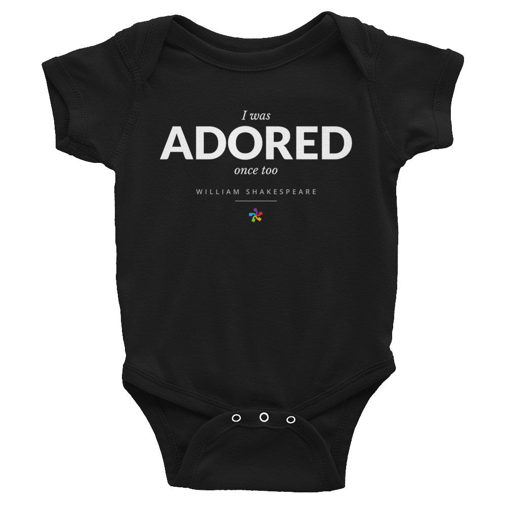 The Shakespeare #2 - Baby Onesie