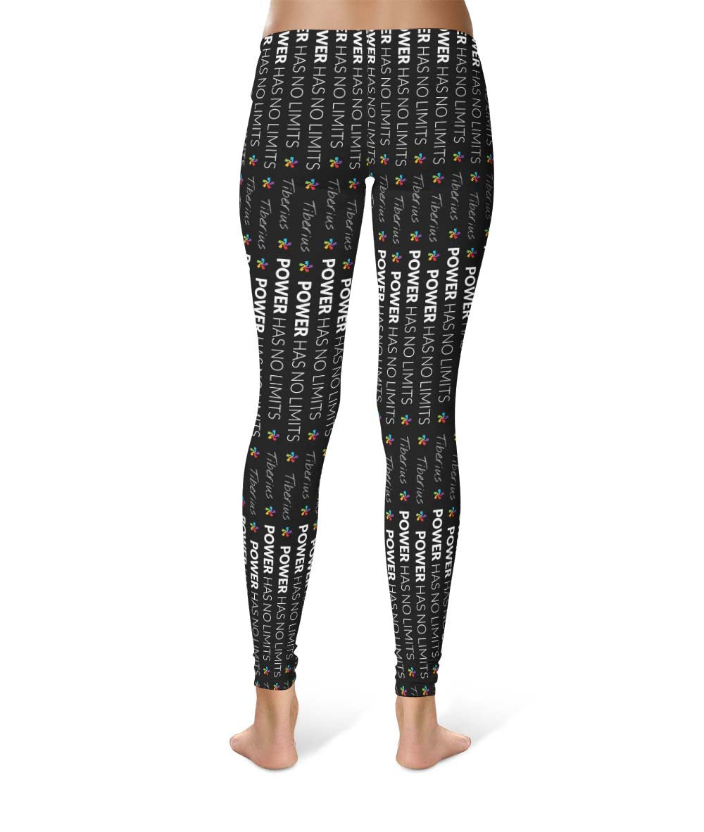 The Tiberius #1 - Pattern Leggings