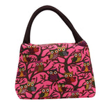 Small Lunch Bag - Owl Pattern