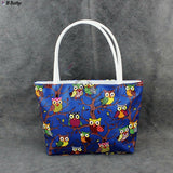 Mini bag - Owl Pattern