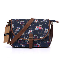 Brand Woman Bag - Owl