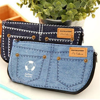 Denim Pencil Case D2