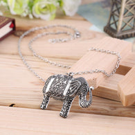 Necklace Elephant Vintage