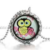 Owl Necklace Little Lady