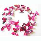 Morden 3D Butterfly Wall Stickers