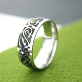 Vintage Pattern Ring MALE