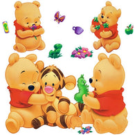Cartoon Animals Pooh DIY