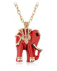 India Elephant necklace