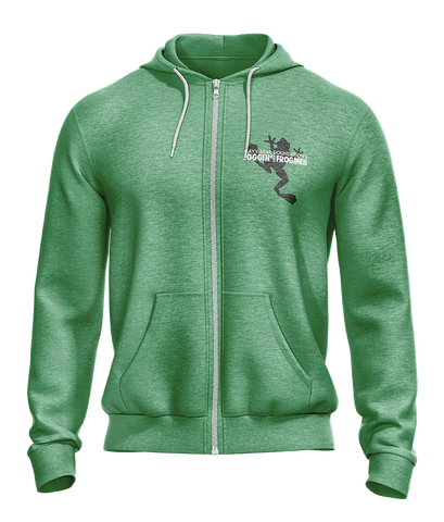 Joggin For Frogmen Hooded Sweatshirt