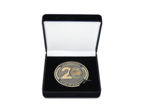 20th Anniversary Navy SEAL Foundation Challenge Coin
