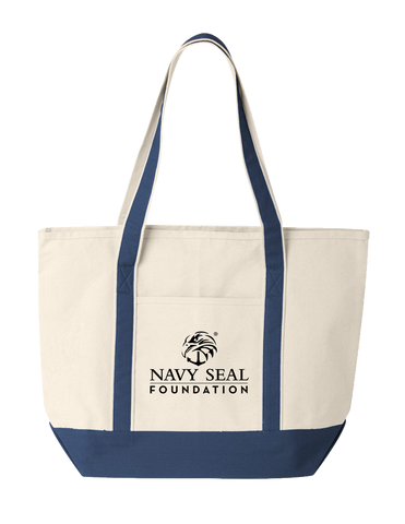 HYP Beach Tote - Natural/Storm