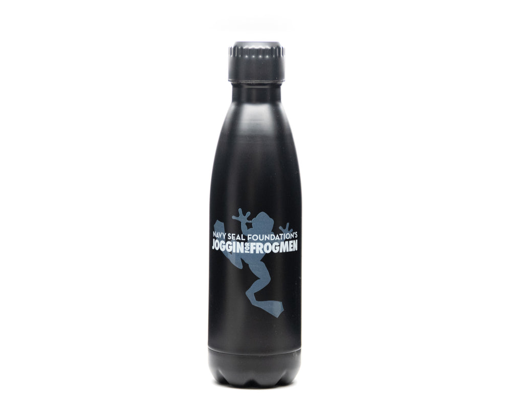 Joggin For Frogmen Water Bottle