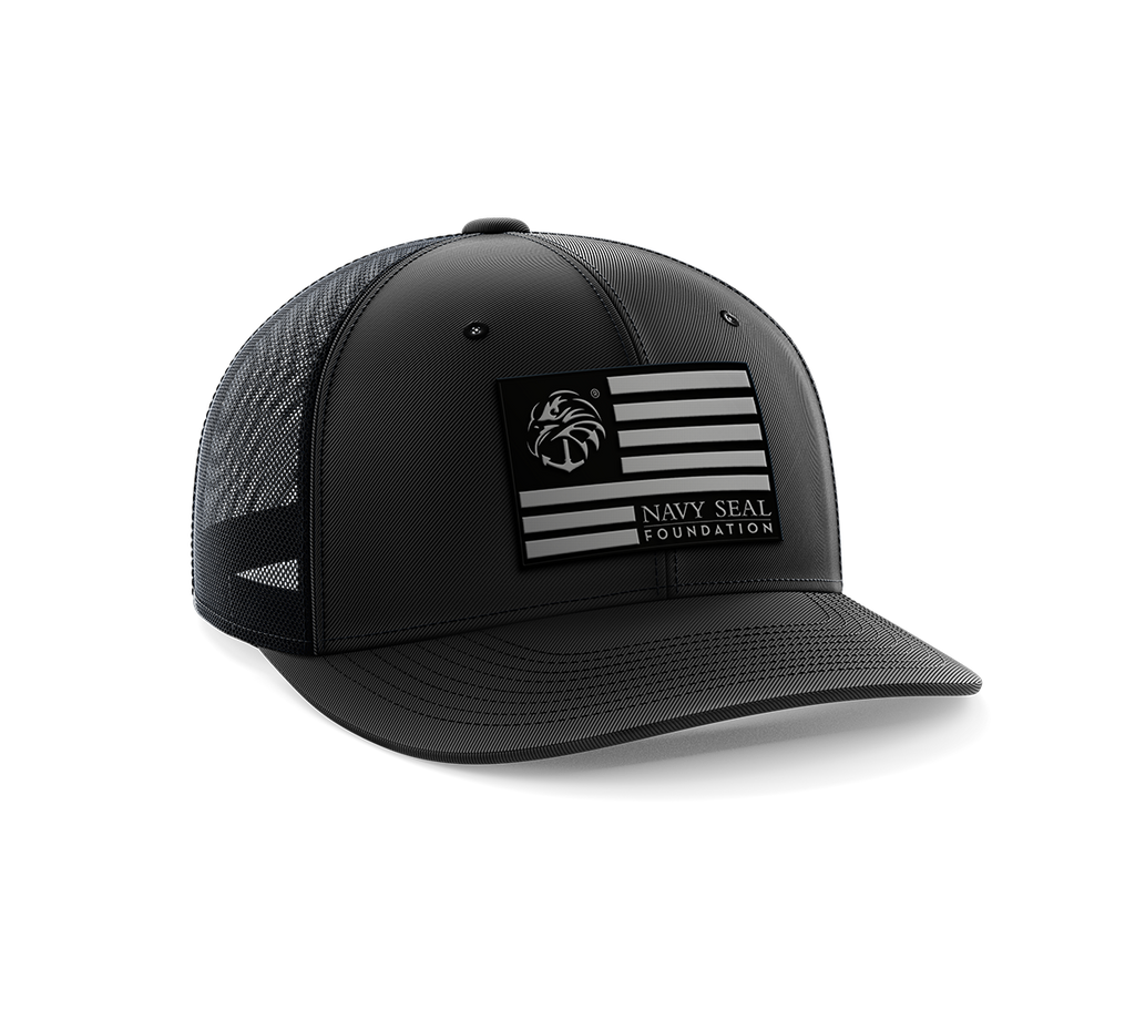 Trucker Hat - Black Flag