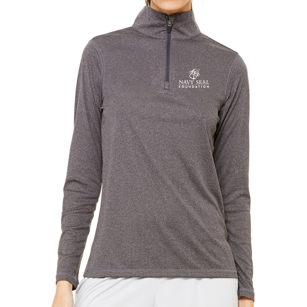 Ladies Lightweight 1/4 Zip Pullover