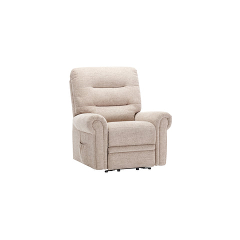 Eastbourne Electric Reclining Armchair - Oatmeal Fabric  sc 1 st  Sofa Store Spain - Shopify & Eastbourne (Reclining Fabric Sofas) u2013 Sofa Store Spain islam-shia.org