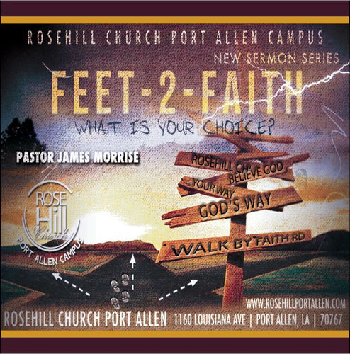Feet to Faith