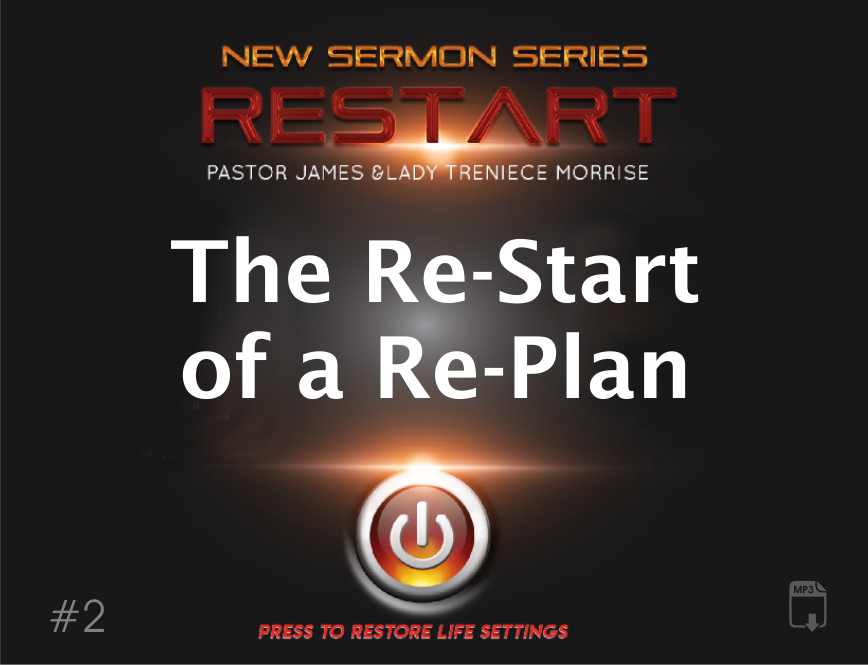 The Re-Start of a Re-Plan