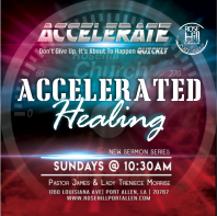 Accelerated Healing