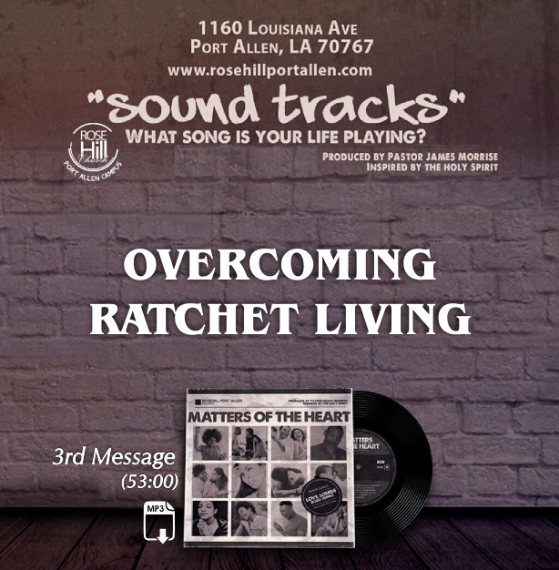 Overcoming Ratchet Living