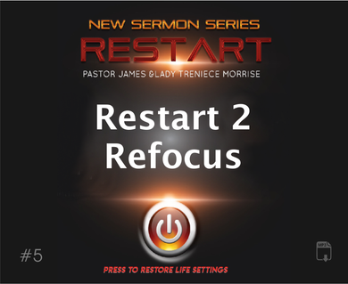 Restart to Refocus