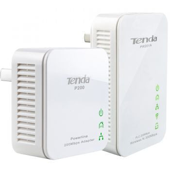 KIT POWERLINE WIRELESS ACCESS POINT 300 MBPS