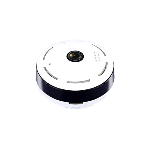 Telecamera Panoramica WiFi audio/video visione 360°