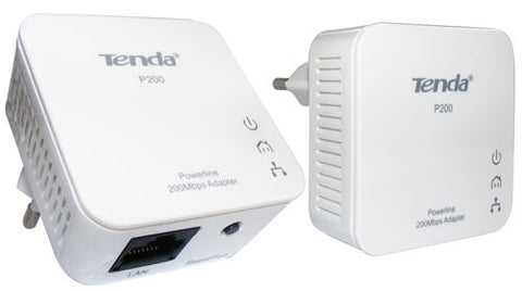 KIT POWERLINE 200 MBPS